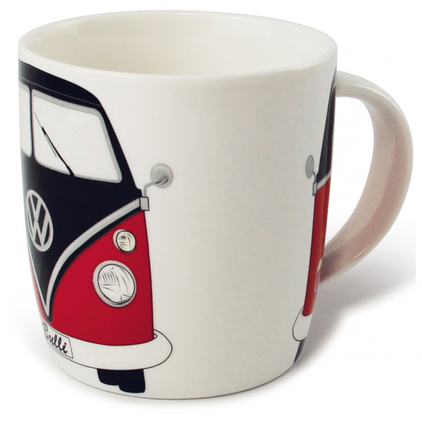 VW Collection - VW T1 Bus Kaffeetasse Gr 370 ml grau BUTA07