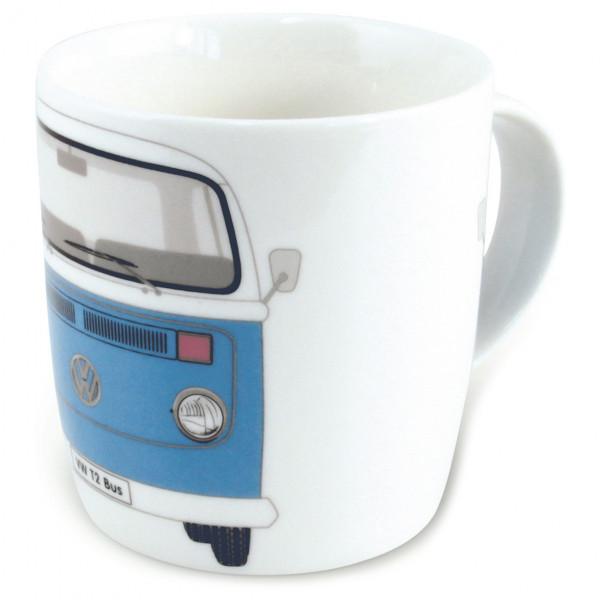 VW Collection - VW T2 Bus Kaffeetasse Gr 370 ml weiß/grau T2TA02