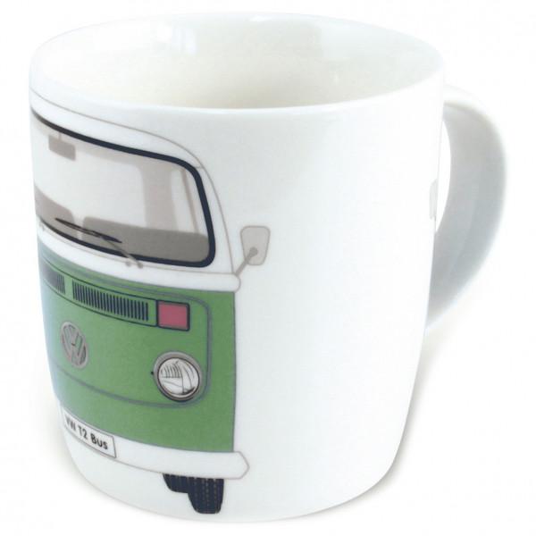 VW Collection - VW T2 Bus Kaffeetasse Gr 370 ml weiß/grau T2TA03