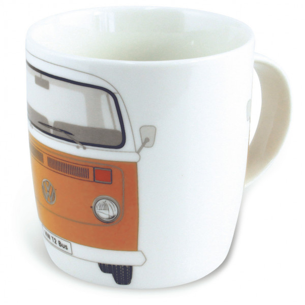 VW Collection - VW T2 Bus Kaffeetasse Gr 370 ml grau/weiß T2TA01