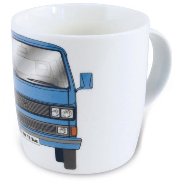 VW Collection - VW T3 Bus Kaffeetasse Gr 370 ml grau/weiß T3TA02