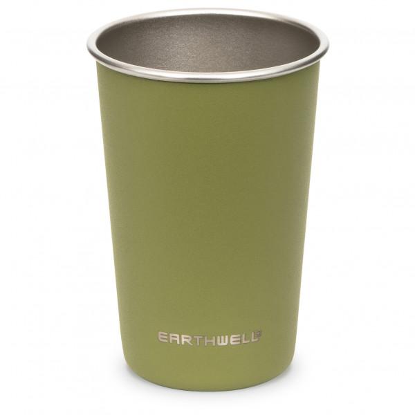 #Earthwell – Pint Cup – Becher Gr 470 ml oliv/grau/grün#