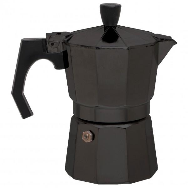 Basic Nature - Espresso Maker Bellanapoli - Espressomaschine Gr 3 Tassen;6 Tassen;9 Tassen schwarz 633014