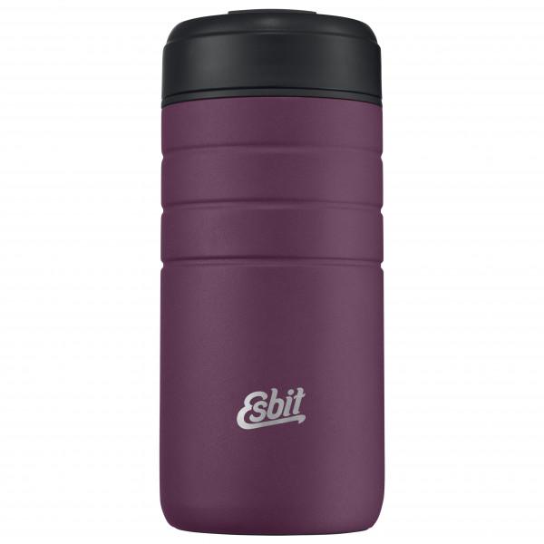 Esbit - Thermobecher Majoris - Becher Gr 450 ml lila/schwarz MGF450TL-AU