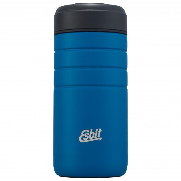 Esbit - Thermobecher Majoris - Becher Gr 0,45 l;450 ml grau/schwarz;lila/schwarz;blau/schwarz MGF450TL