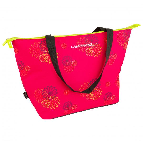 Campingaz - Pink Daisy Shopping Cooler - Kühlbox Gr 15 l rot/rosa 169193