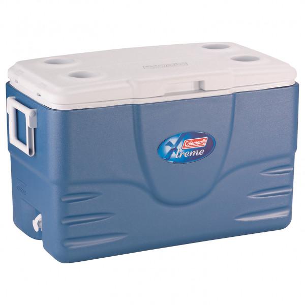 Coleman - Kühlbox Xtreme 52 QT - Kühlbox Gr 48 l blau/grau 169107