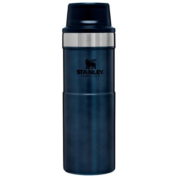 Stanley - Stanley Classic Action Trigger Mug - Becher Gr 473 ml blau/schwarz 667803