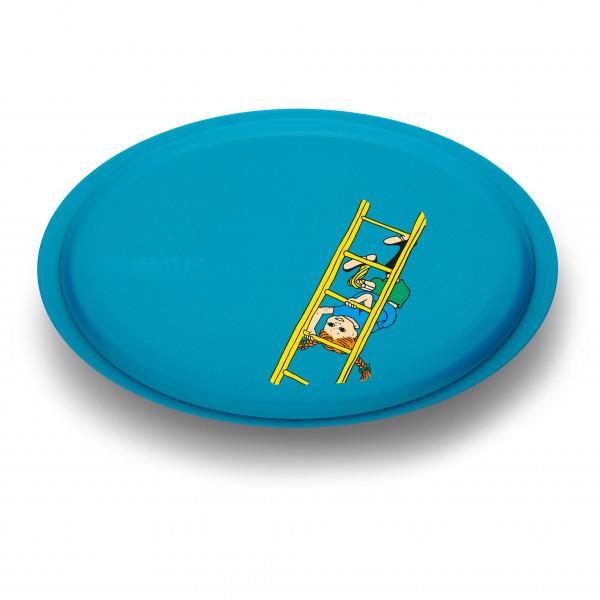 Primus - Meal Set Pippi - Geschirr-Set Gr 17,7 x 4,1 x 2 cm - 45 g türkis/blau/grau P740850