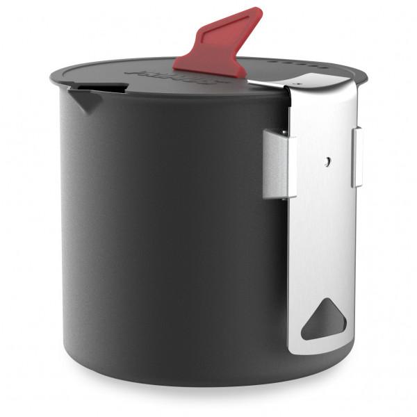 Primus - Trek Pot 0.6 - Topf Gr 0,6 l schwarz/grau P741400