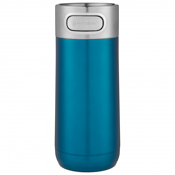 Contigo - Luxe Autoseal - Isolierflasche Gr 360 ml blau/grau 2108341