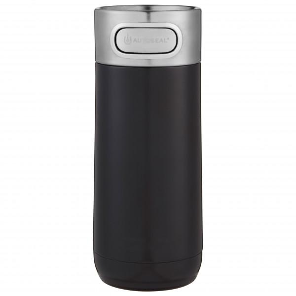 Contigo - Luxe Autoseal - Isolierflasche Gr 360 ml schwarz/grau 2108342