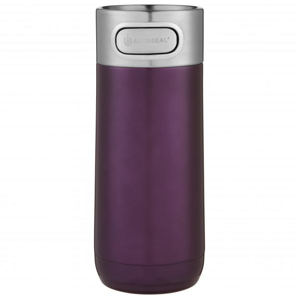 Contigo - Luxe Autoseal - Isolierflasche Gr 360 ml lila/grau 2108343