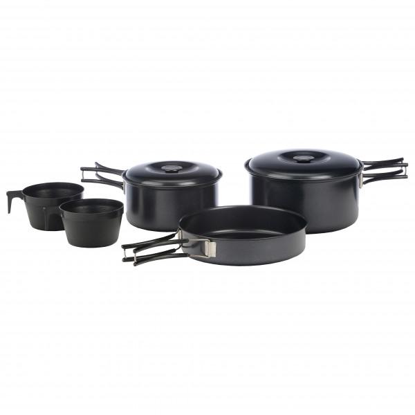 Vango - 2 Person Non-stick Cook Kit - Pot Size One Size  Black/grey