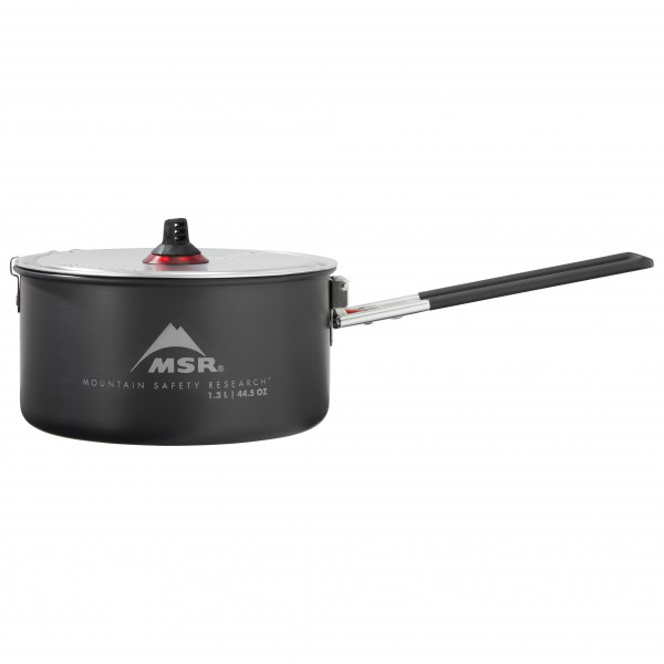 MSR - Ceramic Solo Pot - Topf schwarz/grau 13230