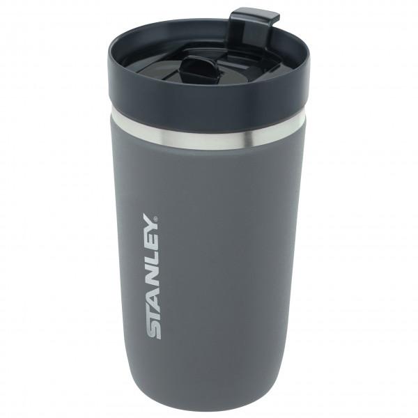 Stanley - Vakuum Tumbler Ceramivac - Becher Gr 470 ml grau/schwarz 667501