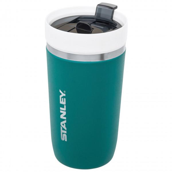 Stanley - Vakuum Tumbler Ceramivac - Becher Gr 470 ml türkis/weiß 667503