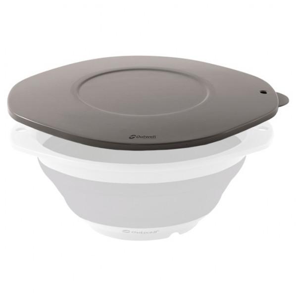 Outwell - Lid For Collaps Bowl L - Geschirr-Set Gr One Size grau/schwarz 650354