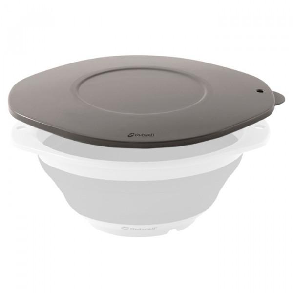 Outwell - Lid For Collaps Bowl M - Geschirr-Set Gr One Size grau/schwarz 650353