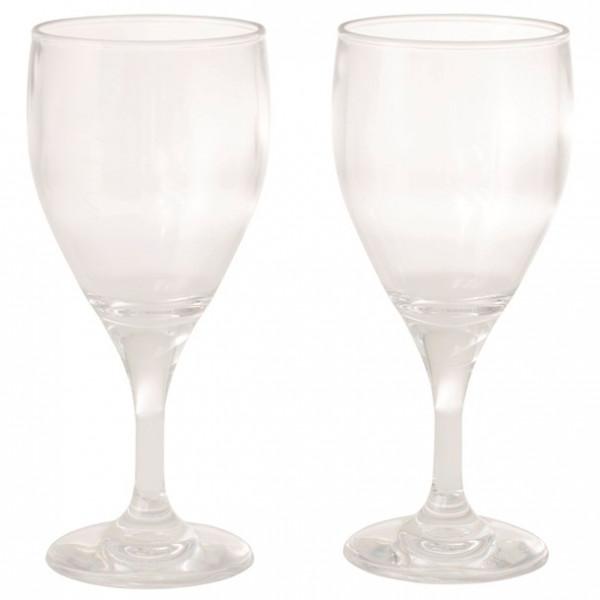 Outwell - Mimosa Wine Set - Geschirr-Set Gr One Size weiß 650937