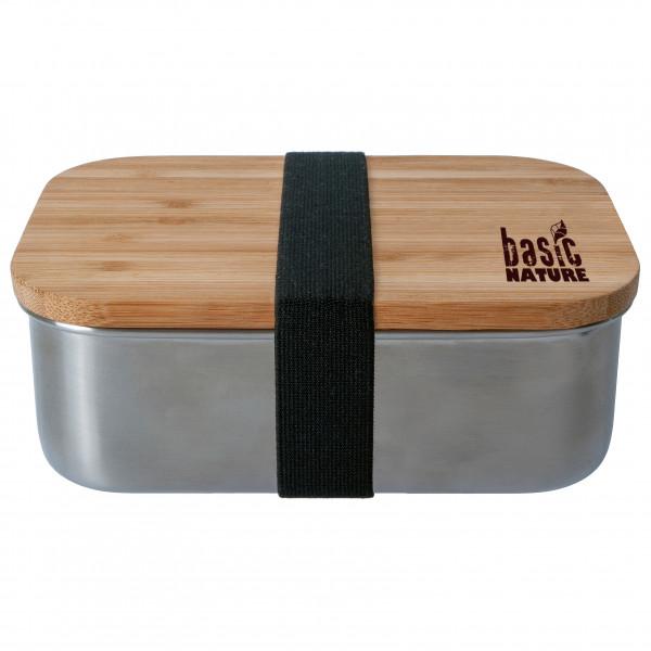 Origin Outdoors - Lunchbox Bamboo Gr 0,8 l grau/beige/schwarz 562024