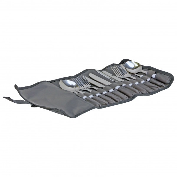 Vango - Family Cutlery Set - Besteck-Set grau/schwarz ACXCUTLERRLEW27