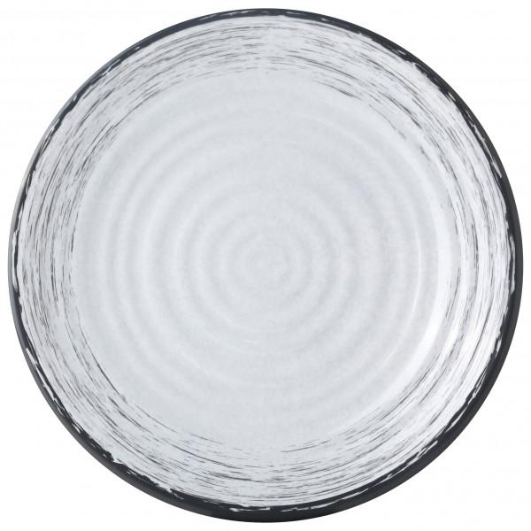 Brunner - Essteller - Dinner plate - Teller Gr ø 25 cm grau 0830025N.C3S