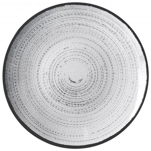 Brunner - Essteller - Dinner plate - Teller Gr ø 25 cm grau 0830025N.C7X