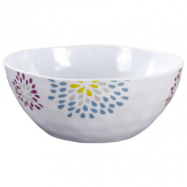 Brunner - Salatschüsssel - Salad Bowl - Schüssel Gr ø 24 cm grau/weiß 0830030N.C6F