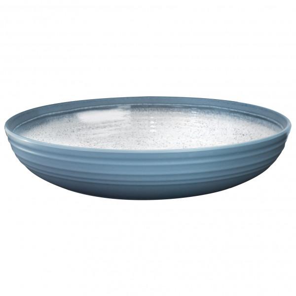 Brunner - Salatschüsssel - Salad Bowl - Schüssel Gr ø 24 cm grau/blau 0830030N.C5T