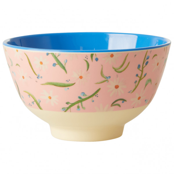 Rice - Melamine Bowl - Schüssel Gr Small beige MELBW-SDED