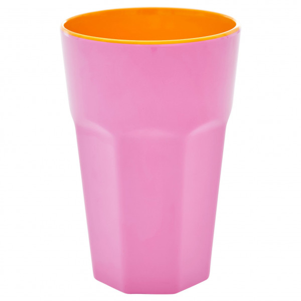 Rice - Melamine Cup - Becher Gr Tall rosa MELCU-LSOIO