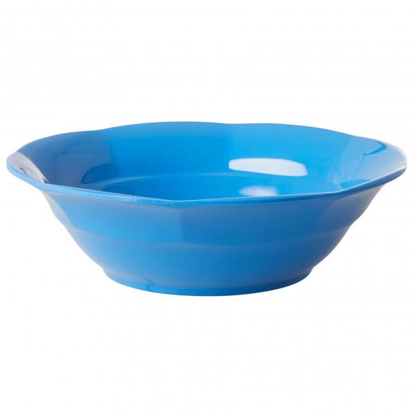 Rice - Melamine Soup Bowl - Teller blau MEGSB-OB