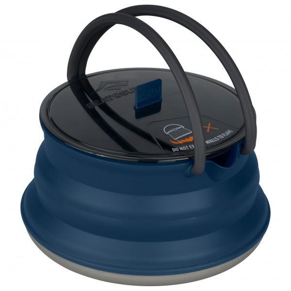 Sea to Summit - X-Pot Kettle 2.0 - Topf Gr 2 l blau/schwarz AXKET2.2NB