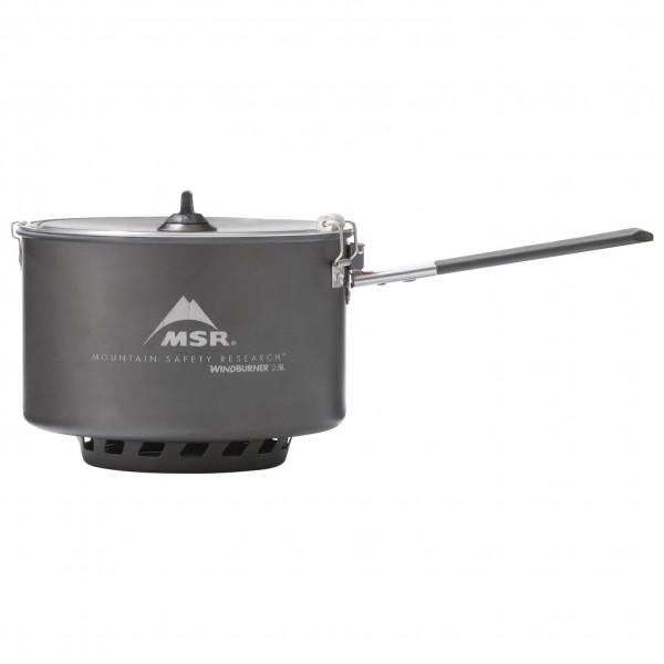 MSR - WindBurner Sauce Pot - Topf grau/schwarz 13493