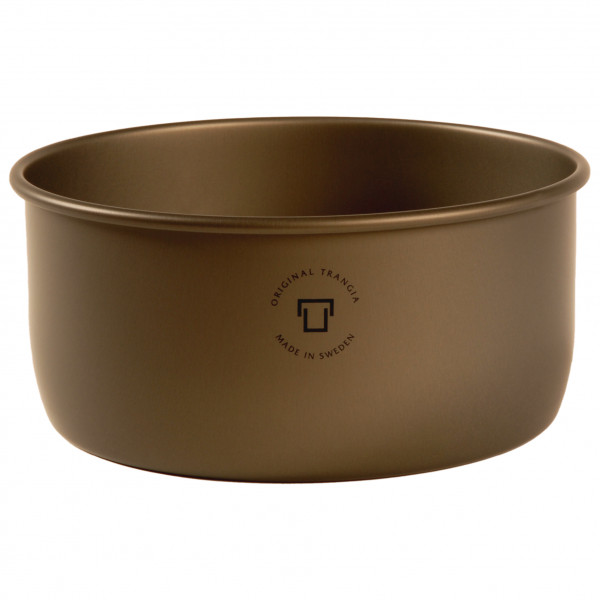 Trangia - Topf 1,5 l für Trangia 25 HA ALU - Topf Gr 1 l - 17 cm braun 652512