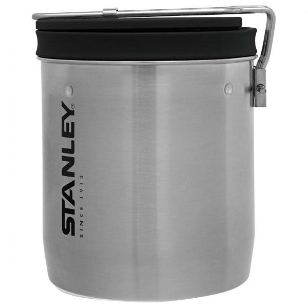 Stanley - Compact Cook Set - Topf Gr 0,7 l grau/schwarz 672900