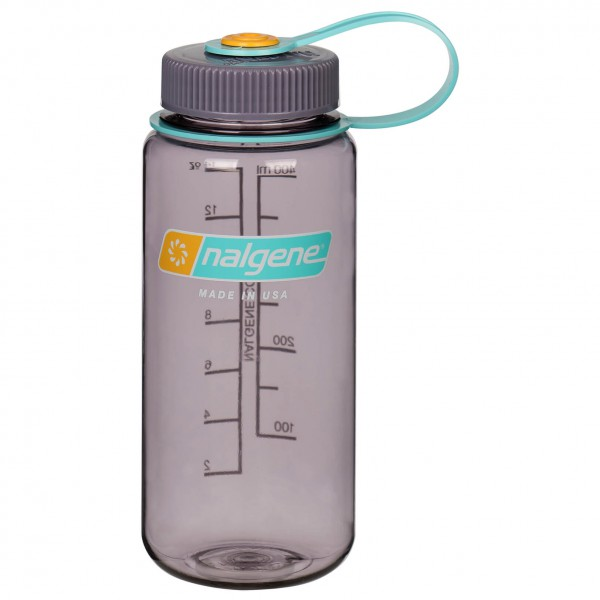 Nalgene - Everyday Weithals 0,5 l - Trinkflasche Gr 0,5 l grau Preisvergleich