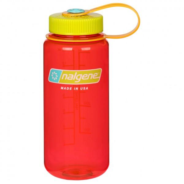 Nalgene - Everyday Weithals 0,5 l - Trinkflasche Gr 0,5 l rot Preisvergleich