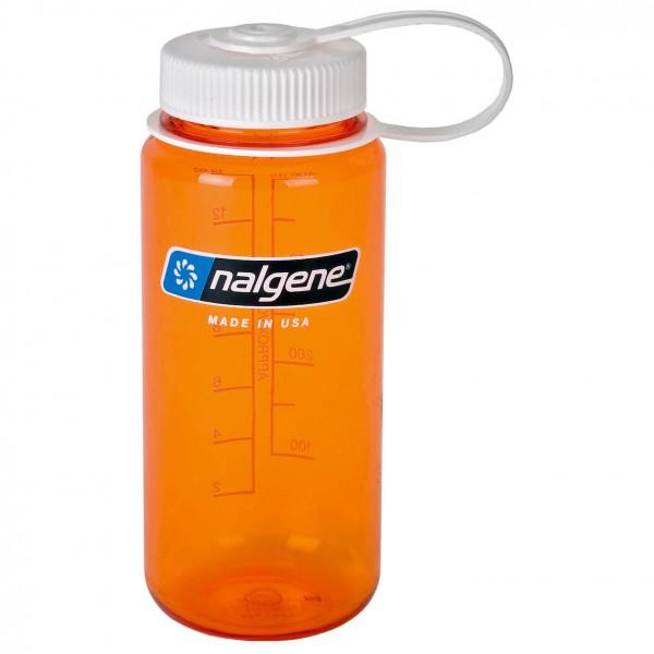 Nalgene - Everyday Weithals 0,5 l - Trinkflasche Gr 0,5 l orange/grau Preisvergleich