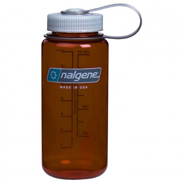 Nalgene - Everyday Weithals 0,5 l - Trinkflasche Gr 0,5 l braun/grau Preisvergleich