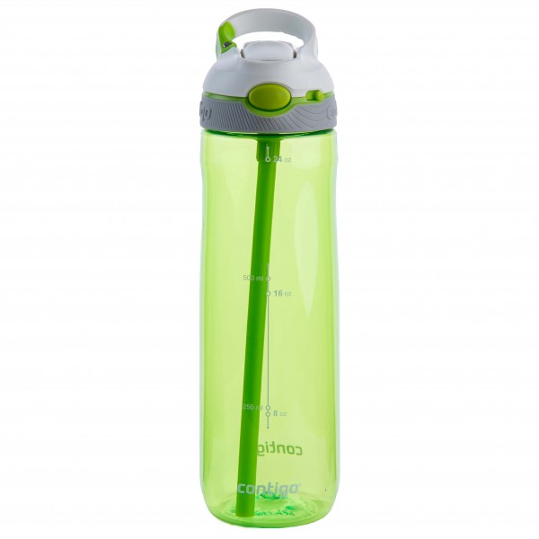 Water Bottle Volume: Contigo - Ashland - Water Bottle Size 720 Ml, Green