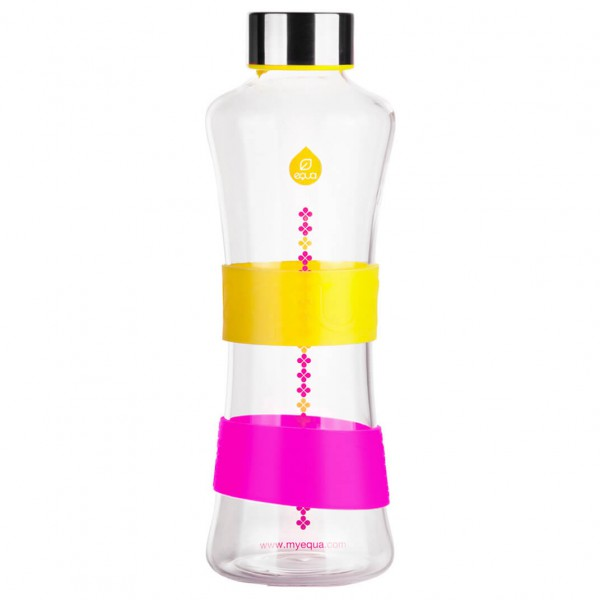 Equa - CMYK Squeeze - Trinkflasche Gr 550 ml we...