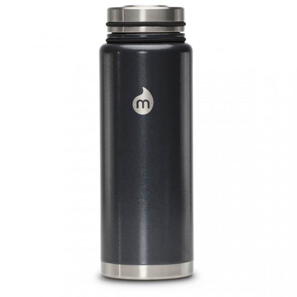 Mizu - V12 Isolierflasche Gr 1080 ml grau