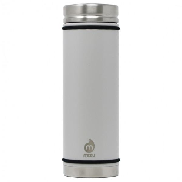 *Mizu – V7 V-Lid – Isolierflasche Gr 650 ml grau*