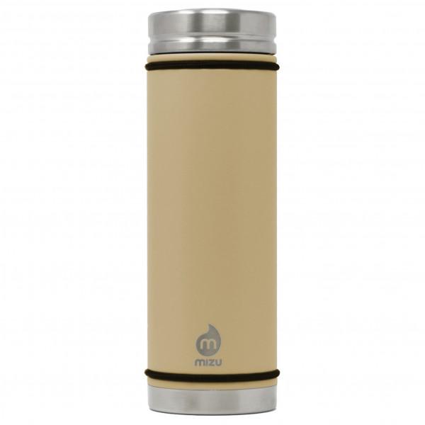 Mizu - V7 V-lid - Insulated Bottle Size 630 Ml  Sand/grey