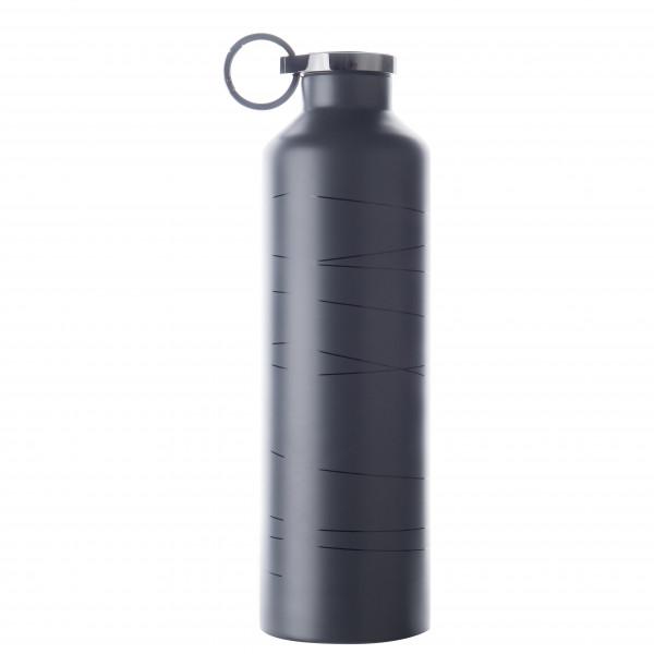 #Equa – Basic – Trinkflasche Gr 680 ml grau;schwarz/grau#