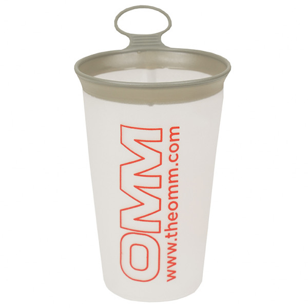 Omm - Ultra Flexi Cup 200 - Hydration System Size 200 Ml  White/grey