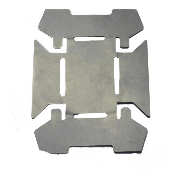 Origin Outdoors - Taschenkocher Survival - Solid Fuel Stoves Metal