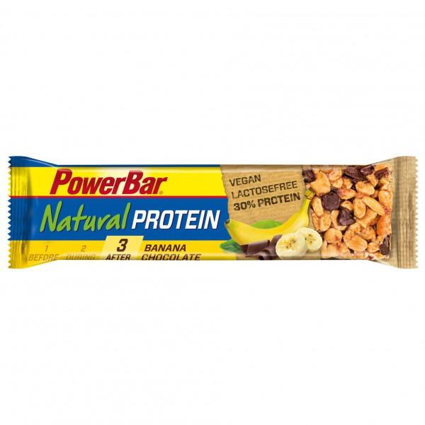 PowerBar - Natural Protein (Vegan) Banana Choco...